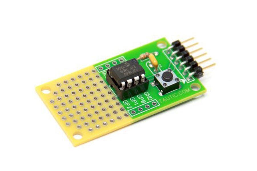 8 Pin PIC Development Kit