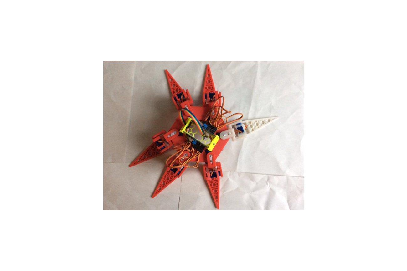 Hexapod Robotic Platform
