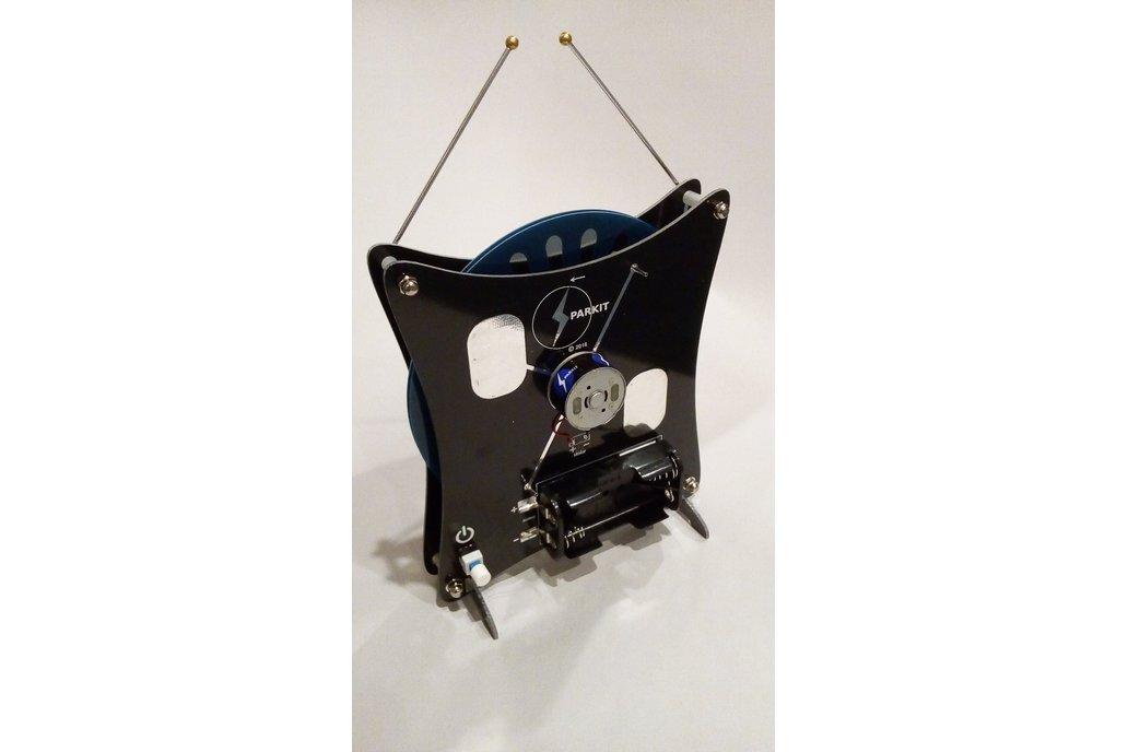 SparKIT - Mini Electrostatic Generator 7