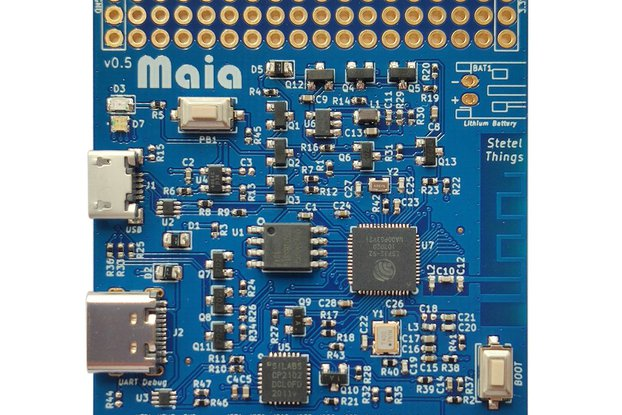 Maia ESP32-S2 Development Board - Stetel Things