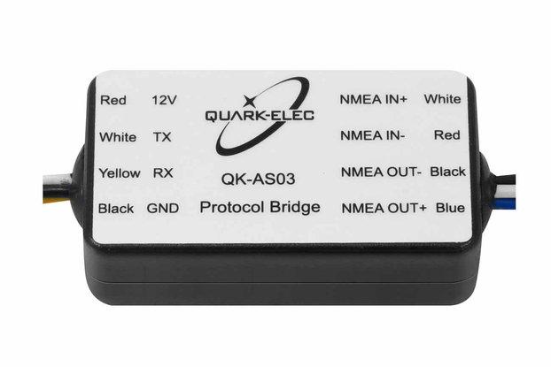 QK-AS03 NMEA Protocol Bridge