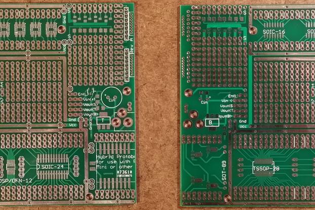 Project Board for Arduino Pro Mini
