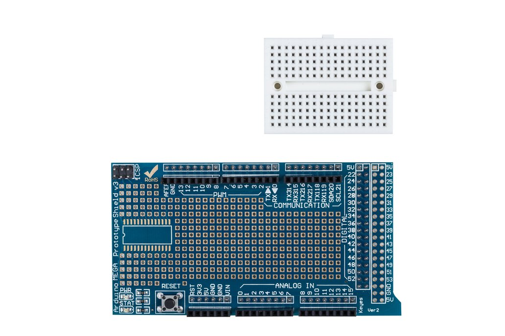 Arduino MEGA Prototype Shield 1