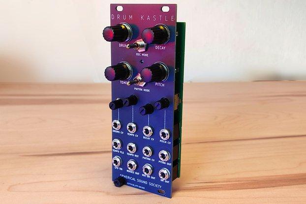 Euro Kastle Synth Module v1.5 (Eurorack version)