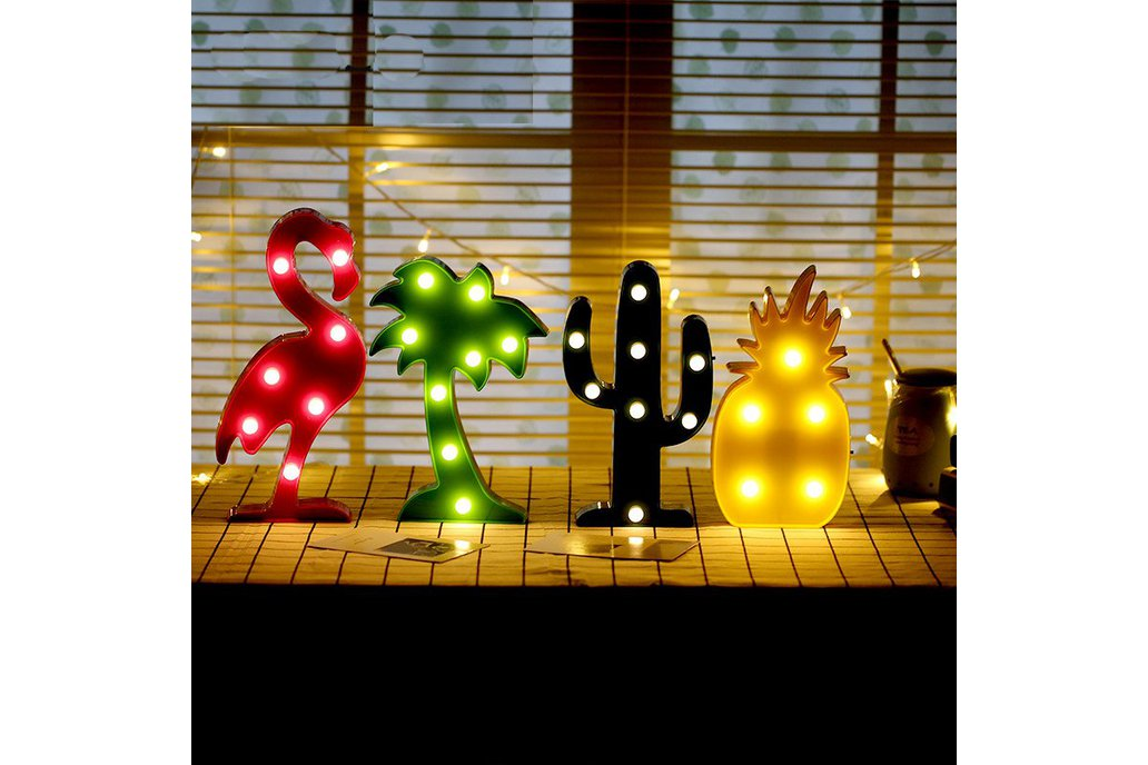 3D Night Lamp Christmas Decoration 1