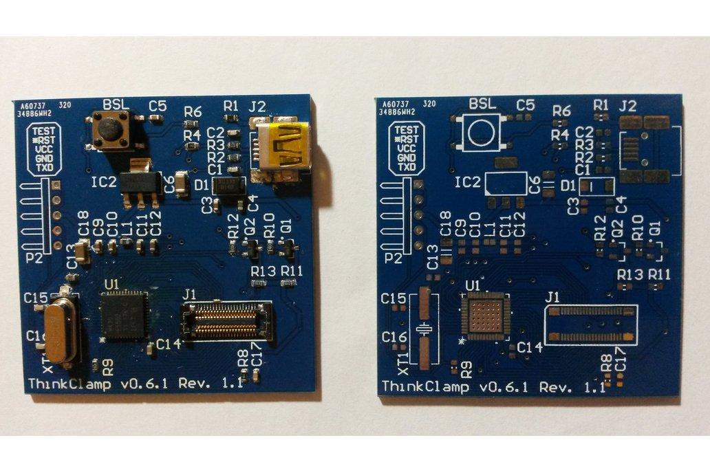 ThinkPad USB keyboard adapter v0.6.1 Rev 1.1 (PCB+receptacle) 1