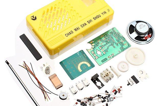 AM FM Radio Electronics Kit