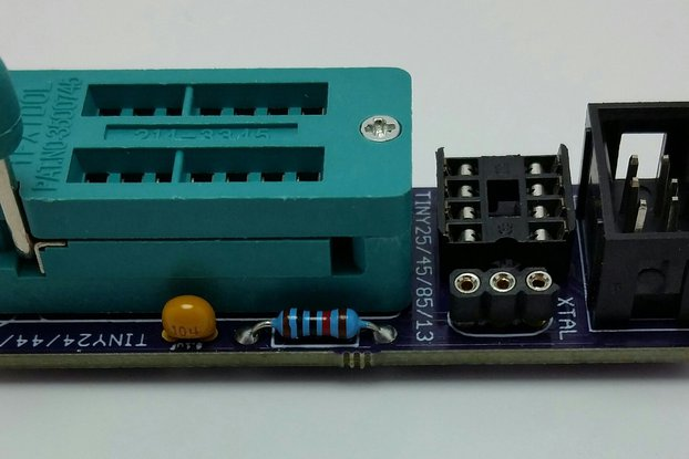 ATTiny Programming Adapter