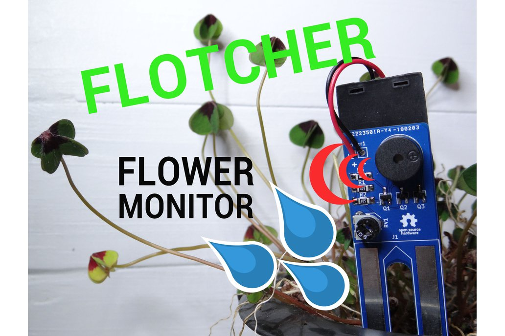 Flotcher PCB - Flower Monitor 3