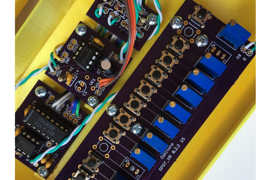OKAY Synth DIY Kit 5