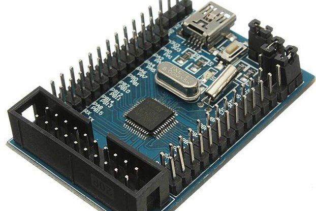 ARM Cortex-M3 STM32F103C8T6 STM32 Minimum System Development Board With Mini USB