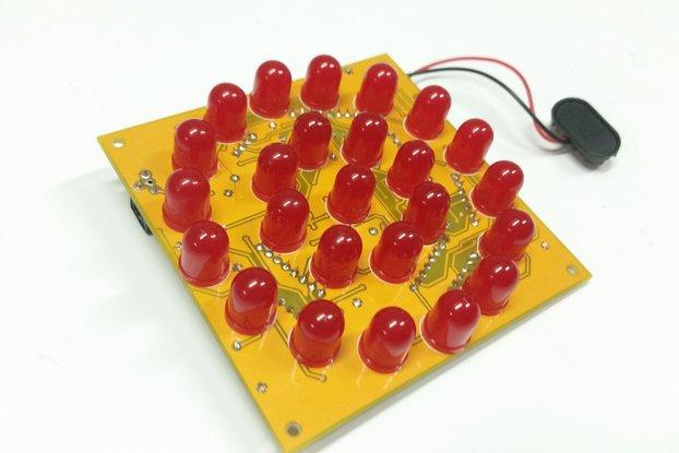 LED Bullseye Kit