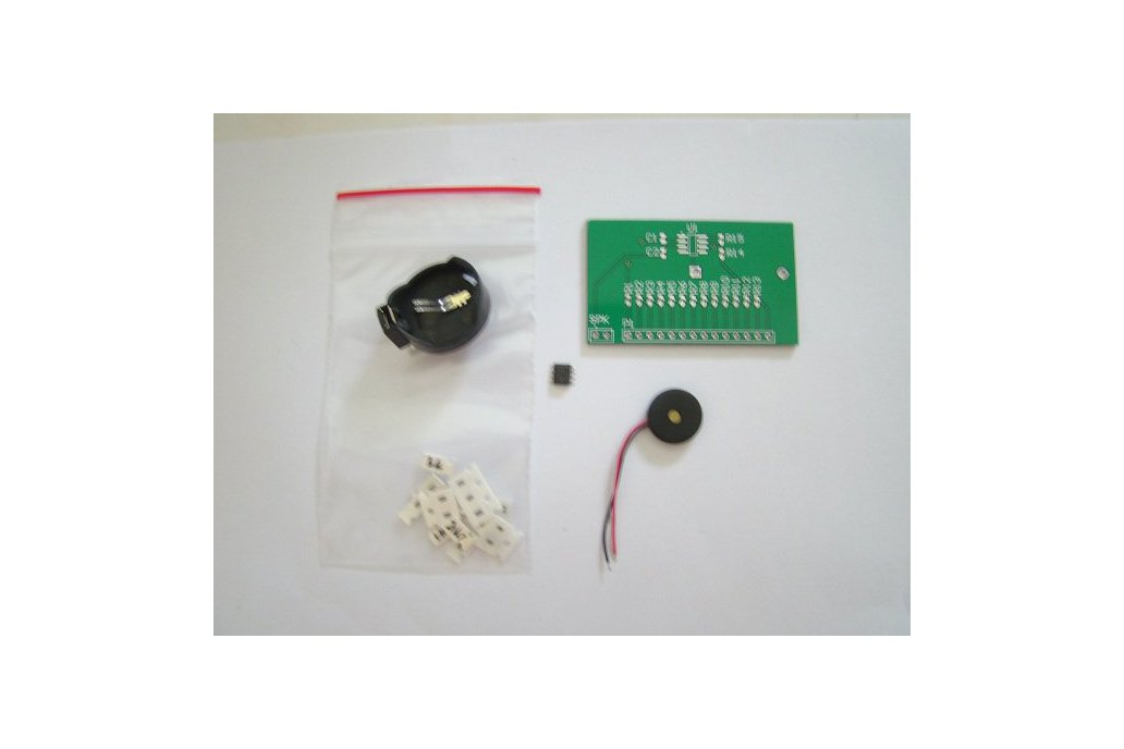 Surface Mount Learning Electronics Soldering Kit 1