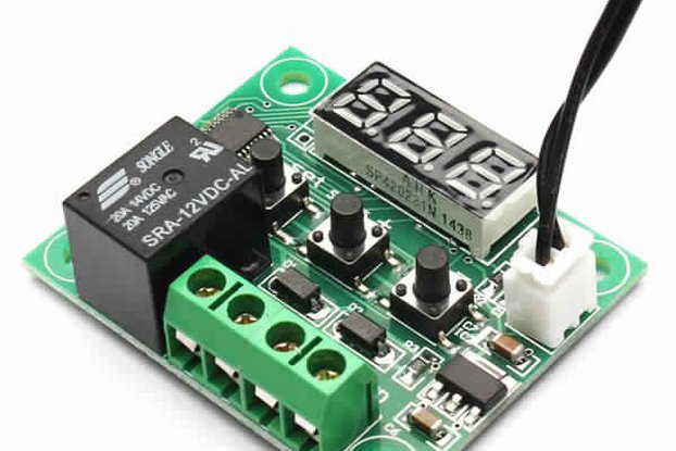 Geekcreit® W1209 DC 12V -50 to +110 Temperature