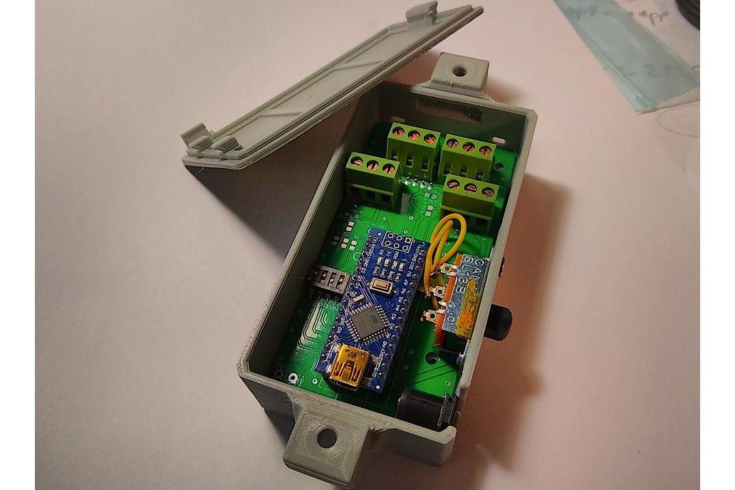 GPOD - A Neopixel Grow Light Controller 1