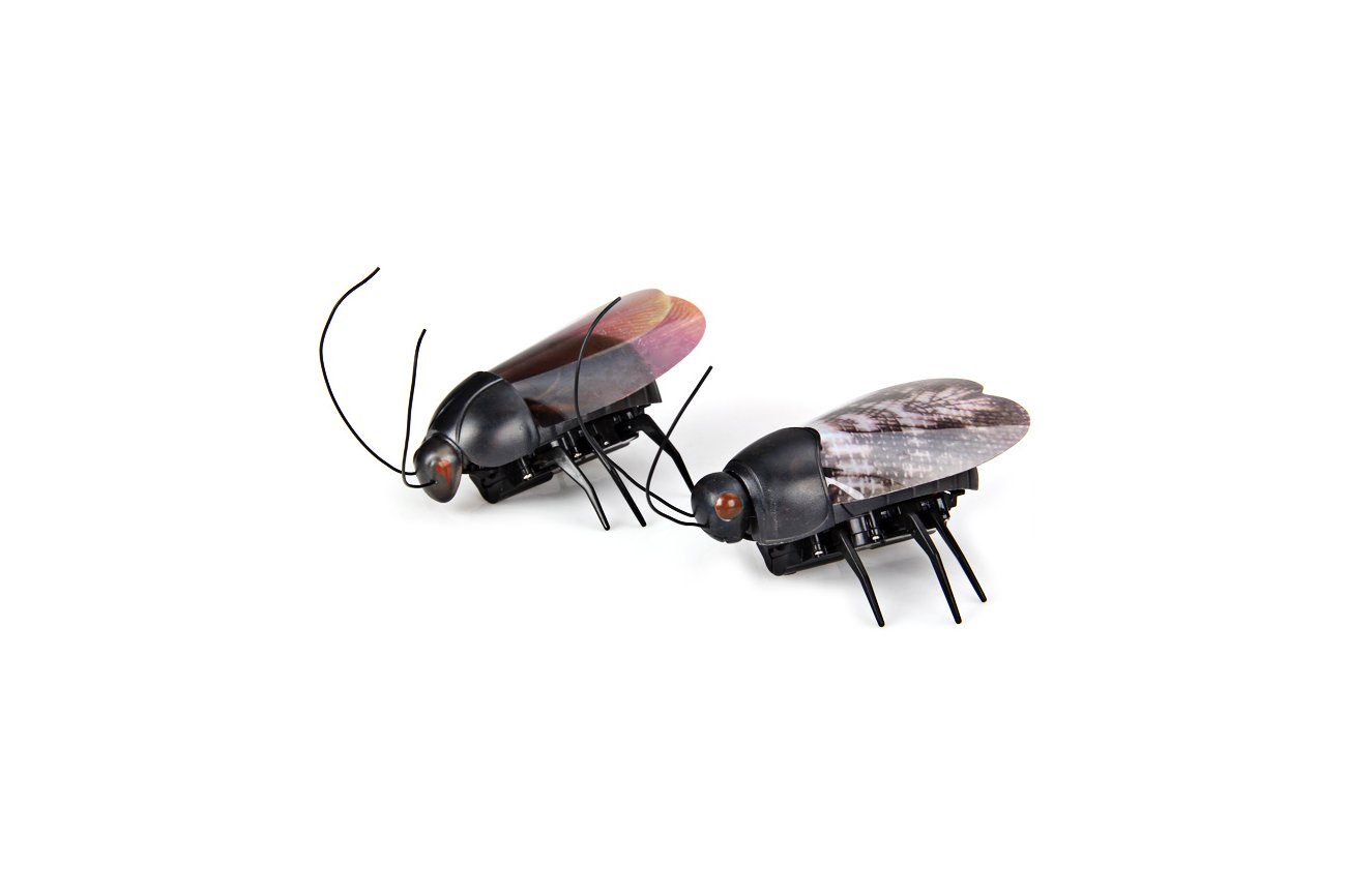 funny rc bug toy from universbuy on tindie