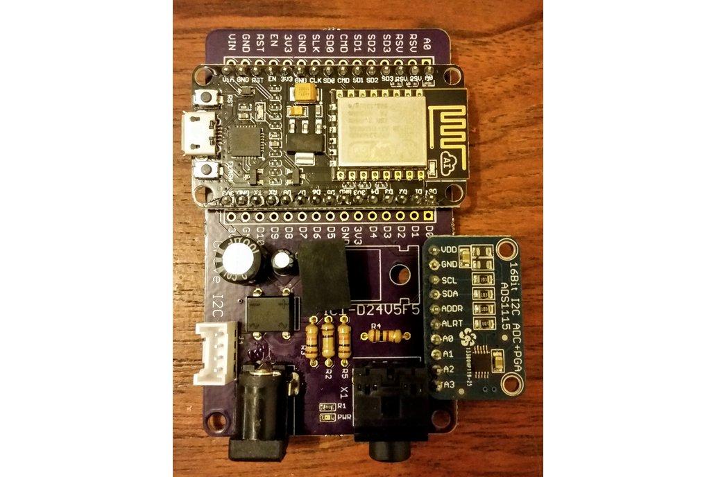 NodeMCU Energy Monitor (PCB/Kit) 1