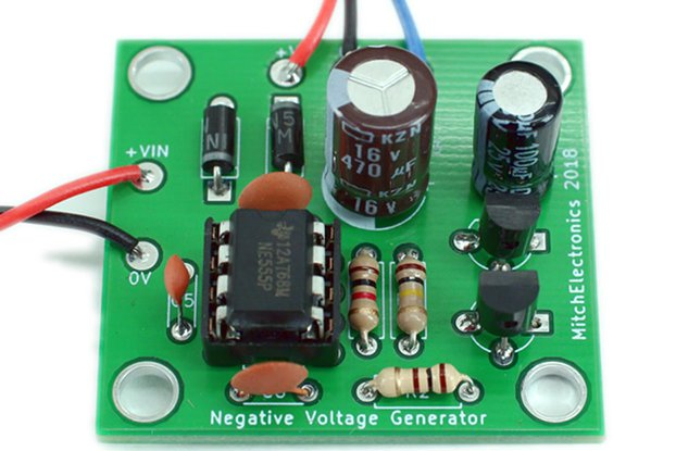 Negative Voltage Generator Kit