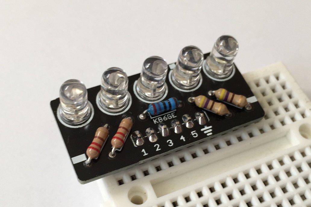 5mm LED Board 1
