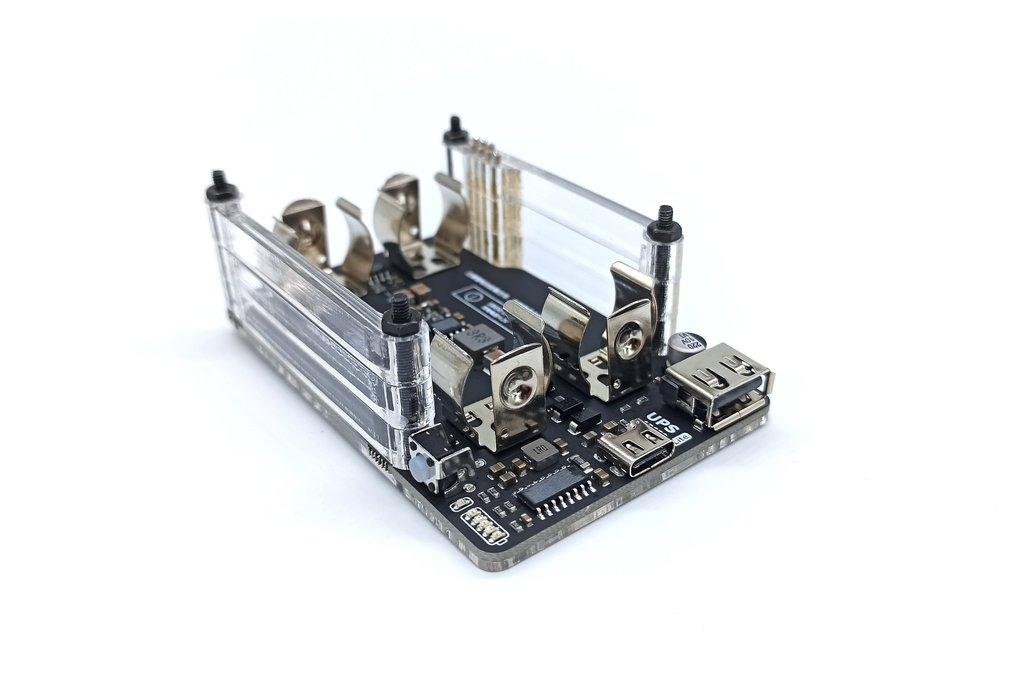 UPS-18650-Lite, A power platform for Raspberry pi 1