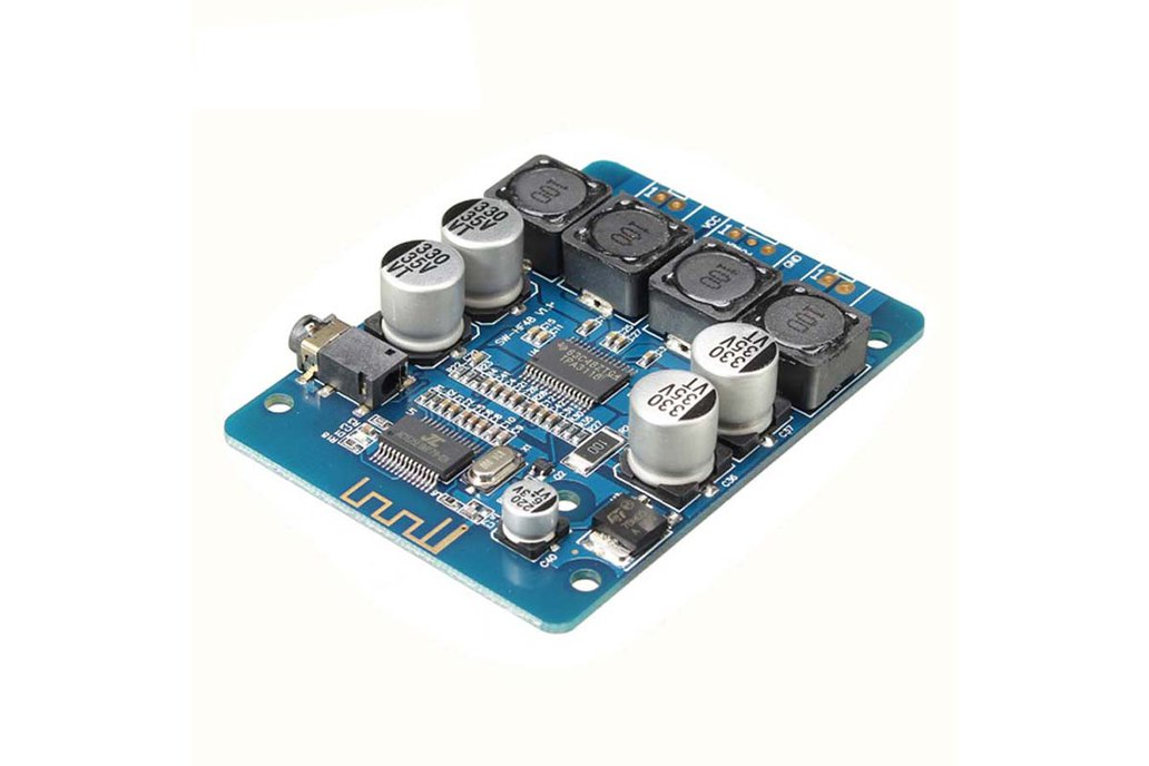 Bluetooth audio Amplifier Board 1