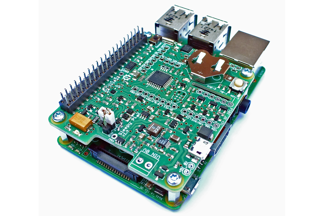 Sleepy Pi 2 - Intelligent Battery Power for RPi 1