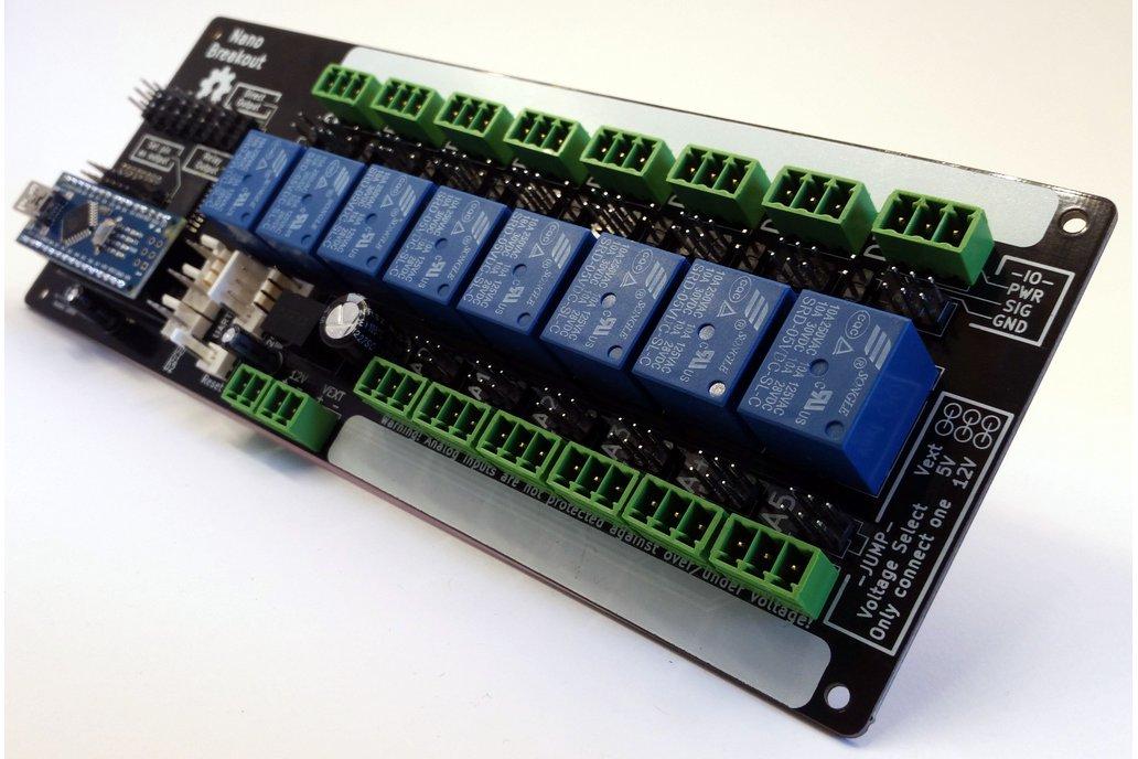 Arduino Nano Breakout 3