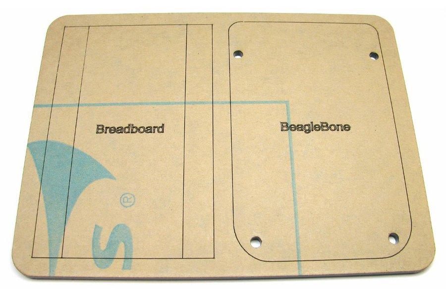 BeagleBone Sled With Hardware