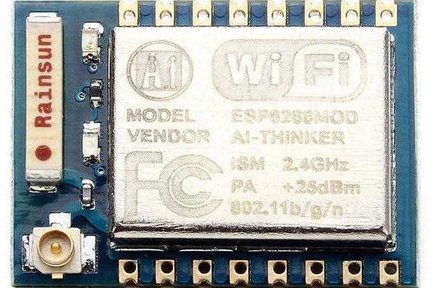 ESP8266 ESP-07 Module