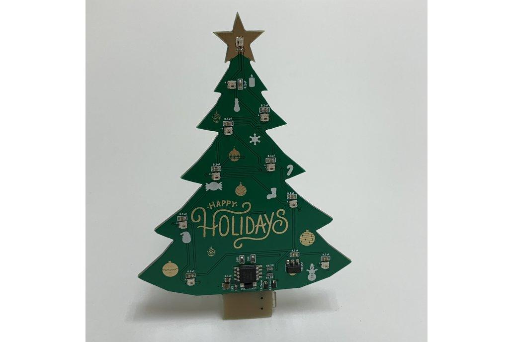 Christmas Tree PCB 1