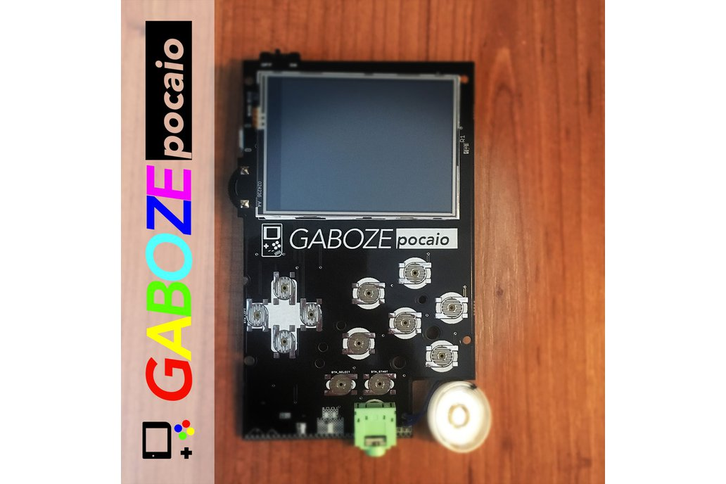 Gaboze Pocaio - Game Boy Pocket All In One 2