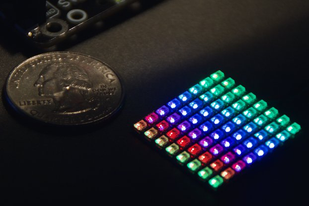 Equinox - Sprite - 24mm sq. LED Matrix, 64 LEDs