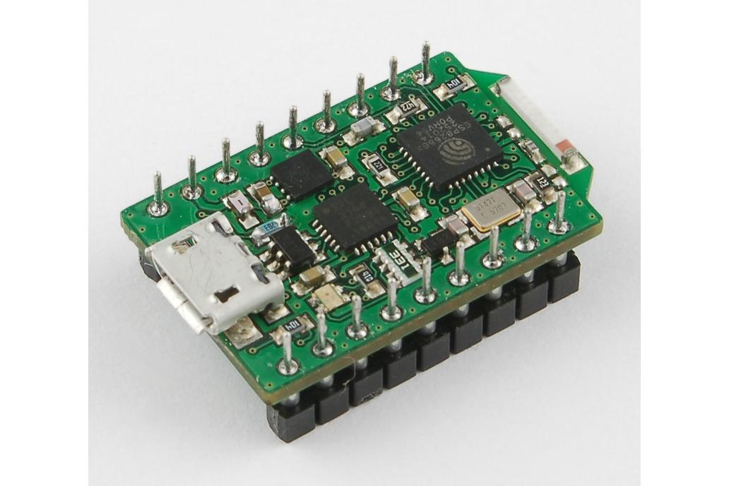 NodeIT ESP8266 controller board with onboard USB 1