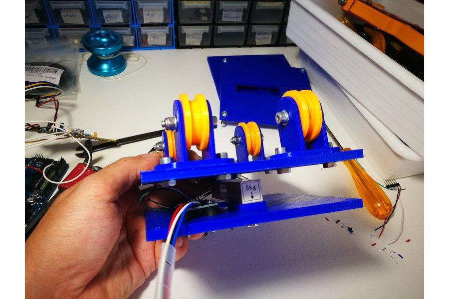 3D printer filament monitor for Arduino