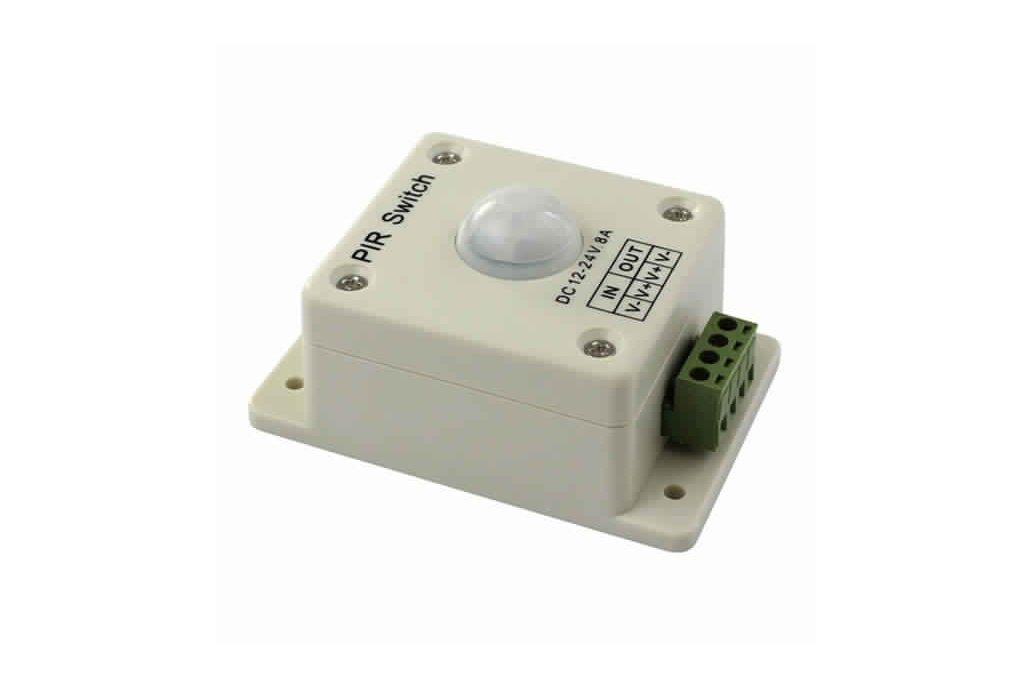 12V-24V infrared PIR Motion Sensor Switch Controll 3
