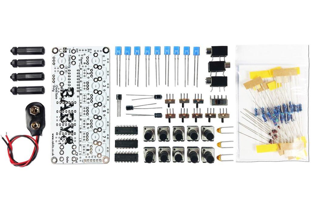 Baby8 Sequencer Kit V3 2