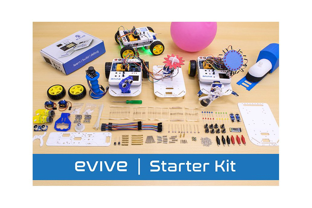 evive | The best electronic prototyping platform! 13