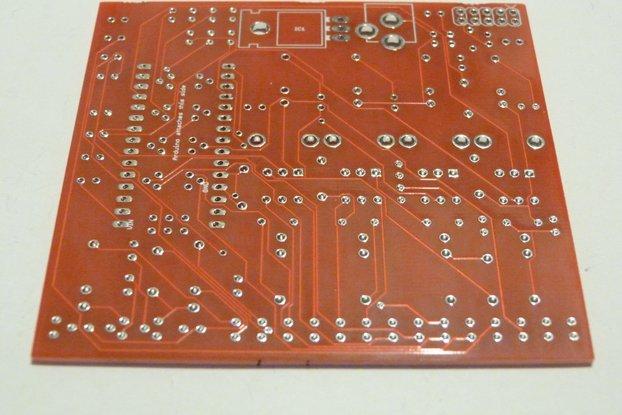 mcu328: Arduino Nano-based synth module PCB
