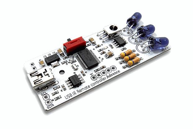 USB Infrared Remote Controller Advance [ADIR01P]