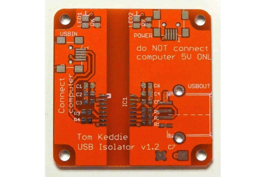 USB Isolator - PCB only 2