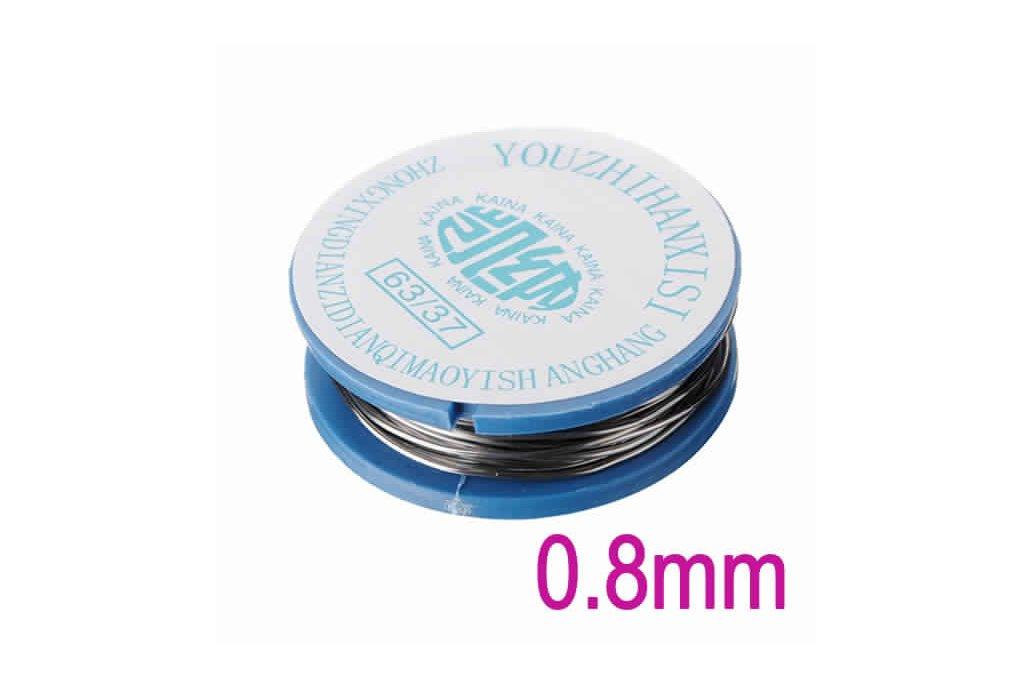 0.8mm Rosin Core Solder Mini 4