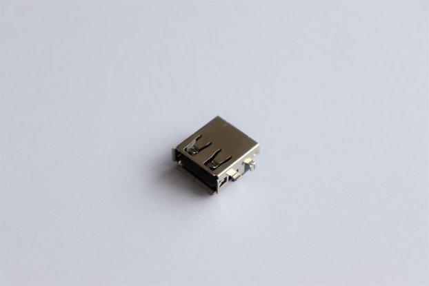 USB-A female splint 2.0