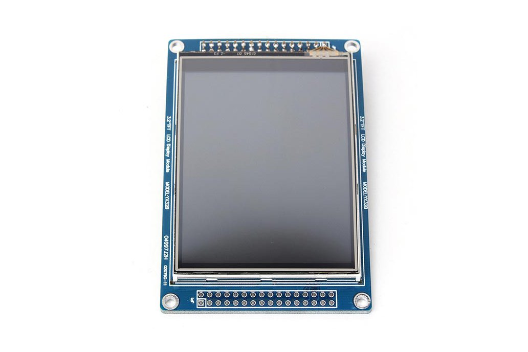 3.2 Inch SSD1289 TFT LCD Display Module Touch Panel For Arduino 5