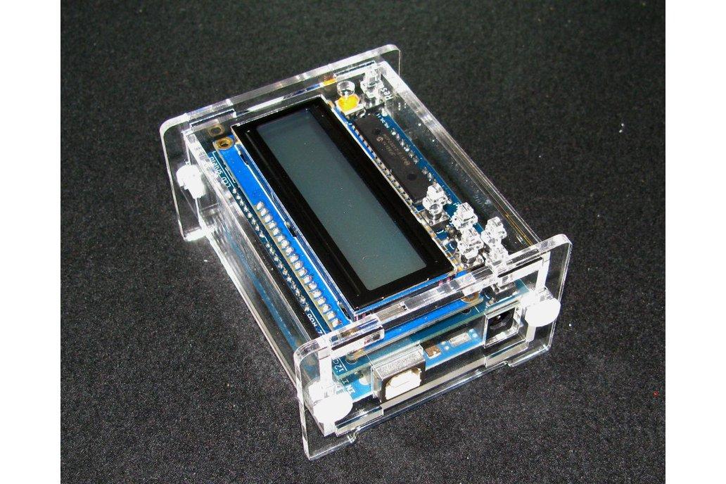Arduino Adafruit LCD Case 1