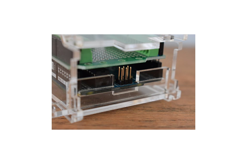 Connect and Contain Kit - Arduino Uno 9
