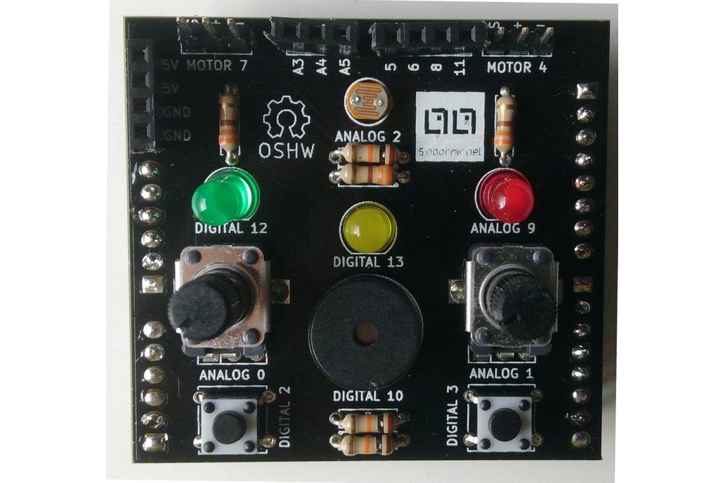 S4A Mini board 1