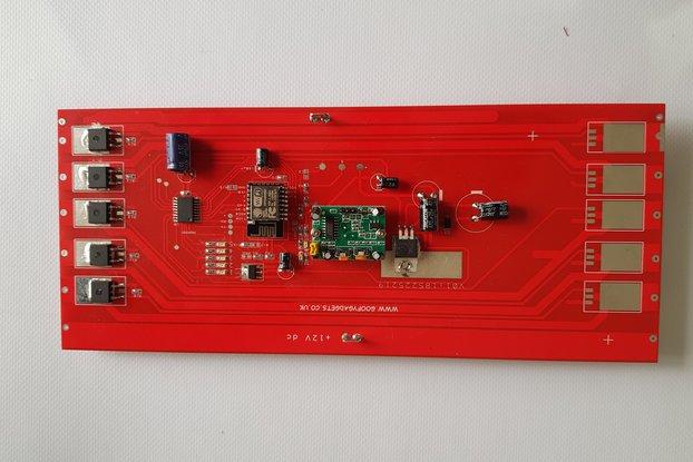 5ch ESP8266 LED Light