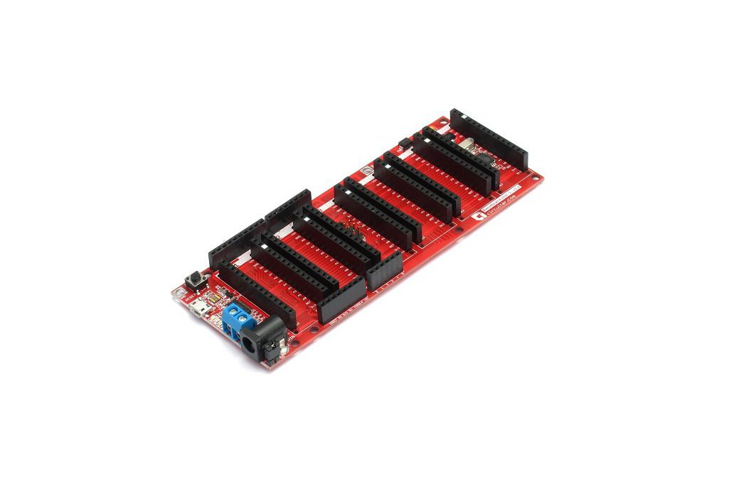 Base Boarduino L - ATmega328P 1
