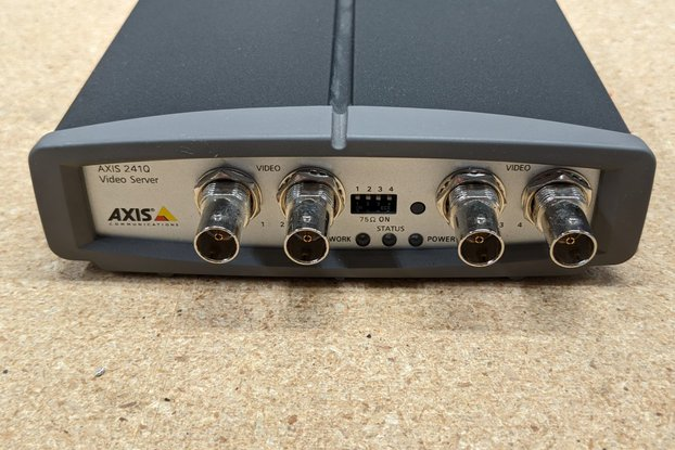 Video Encoder 241Q by Axis