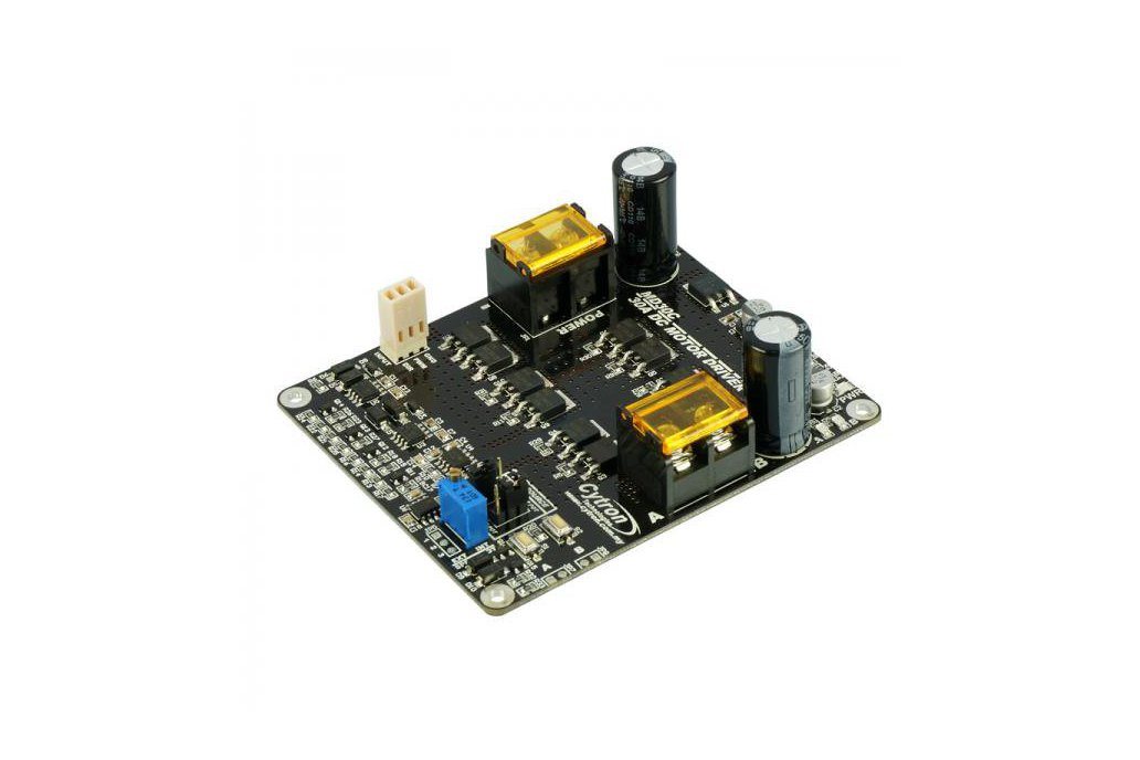 30A DC Motor Driver 3
